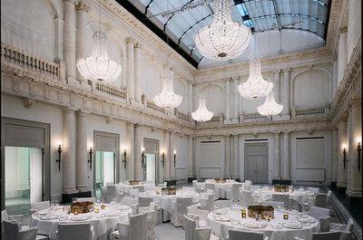 Zankyou präsentiert sie: DIE TOP Luxus – Hochzeitslocations in Deutschland