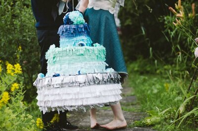 Pretty Piñatas for a perfect wedding