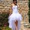 Philomène, courte amovible, Les mariées de Provence