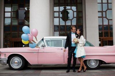 Воздушная радость! Как украсить свадьбу воздушными шарами?