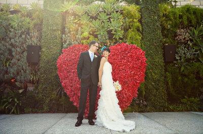 Photocalls para tus fotos de casamiento, una de las tendencias 2013 en bodas