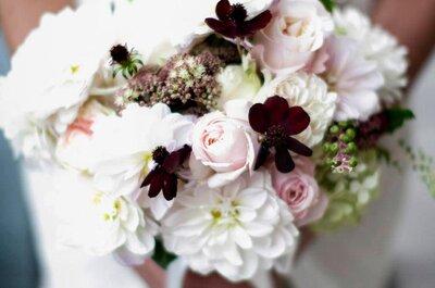 I 10 fiori più belli perfetti per decorare il tuo matrimonio nel 2017