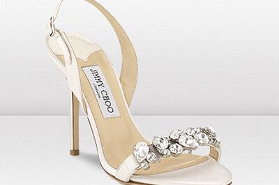 Zapatos para novia Jimmy Choo 2012