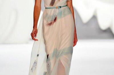 Carolina Herrera Primavera 2013, inspiración de novias civiles e invitadas