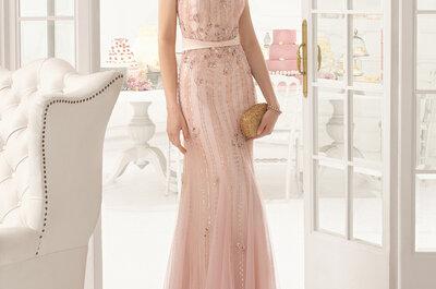 Aire Barcelona 2015 presenta sus magníficos vestidos de fiesta
