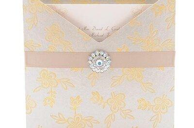 Hochzeitskarten selbst kreieren – Die schönsten Hochzeitskarten selbermachen