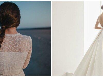 Para tu vestido de novia, ¿gran firma o atelier? ¡Las lectoras responden!