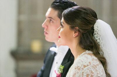 Una novia muy especial: La boda extraordinaria de Karen y Felipe