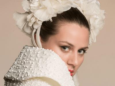 Cassia Matsuda : une robe de mariée sur mesure modulable, contemporaine et unique