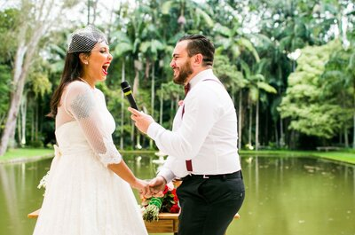 11 passos para escrever os votos de casamento perfeitos!