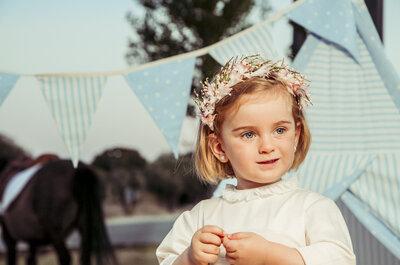 Die Kinder bei der Hochzeit bestens betreut, mit der Hochzeits-Nanny – Das Original!