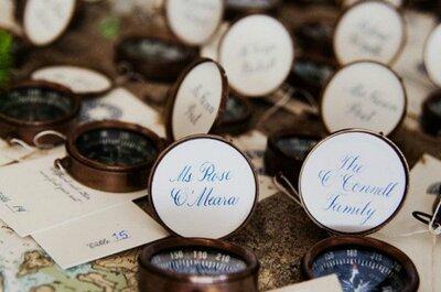 Las invitaciones de boda más originales para 2015: Tendencias impresas que te encantarán