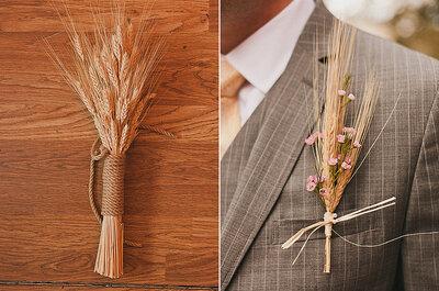 DIY para decoración de bodas