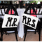Una boda con detalles en color negro - Foto Aaron Shintaku Photography