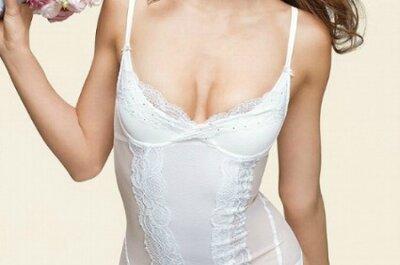 Lencería sensual para la noche de bodas