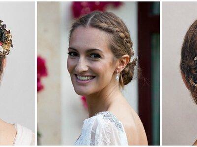 Peinados de novia con trenzas 2016: Triunfarás con este look