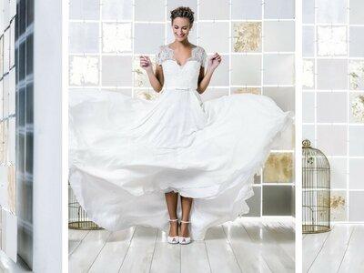 Vestidos de noiva da colecção Gio Rodrigues Wedding 2017: descubra a melhor selecção para si!