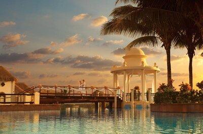 ¿Cómo encontrar el mejor hotel para tu luna de miel?