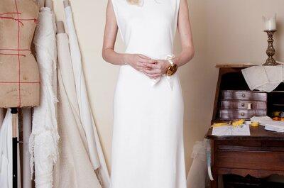 Découvrez vite la nouvelle collection de robes de mariée Etienne Jeanson