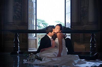 Qual è la foto di matrimonio più romantica del 2014? Vota la tua preferita!