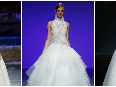 24 vestidos de novia para ser una auténtica princesa en tu boda