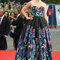 Elizabeth Banks con vestido de Andrew GN Resort 2016.