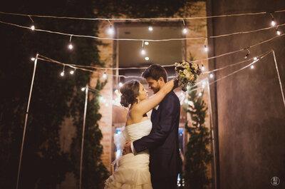 10 ideias incríveis para a iluminar seu casamento: aposte por todas elas!