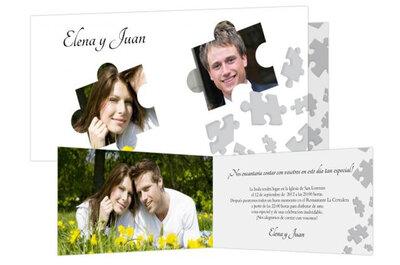 Consigue las invitaciones de boda de tus sueños