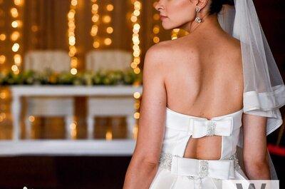 Cómo lograr un maquillaje de novia romántico o vintage: Entrevista a Cinthia Muñoz