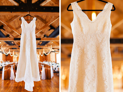 BYOB (Bring Your Own Boots): Erin + Shane´s Country Wedding in Michigan