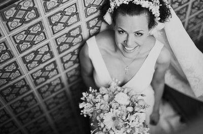 Fernanda e Odilon: casamento mineiro com um toque de tradição portuguesa