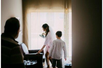 Joana & Luís: intimismo e elegância unidos para um casamento perfeito!