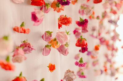 10 tips efectivos para elegir la gama de colores en tu boda