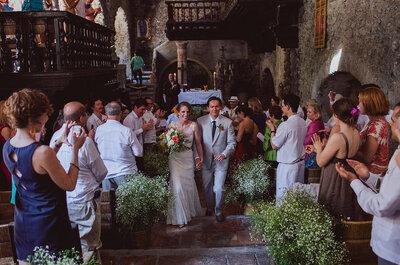 Gaaf! Laat je inspireren door deze kleurrijke Mexicaanse bruiloft