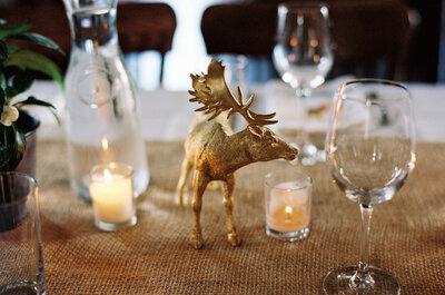 Cómo decorar una boda rústica en 2015: Todas las ideas que necesitas para un día espectacular