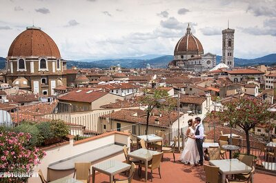 Le 10 migliori location per matrimonio a Firenze