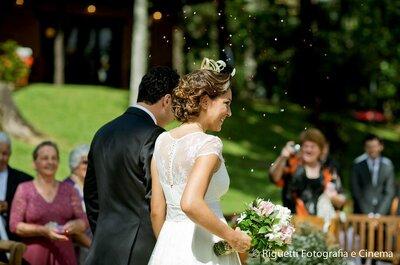 11 sítios perfeitos para seu casamento ao ar livre em São Paulo