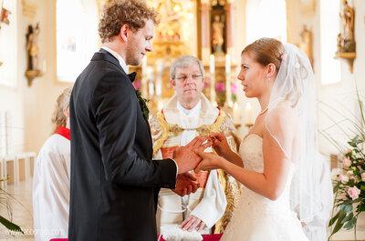 So gelingt ein unvergessliches Ehegelübde