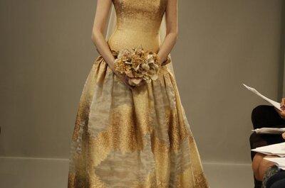 Niebywała kolekcja sukien ślubnych New Theia 2013