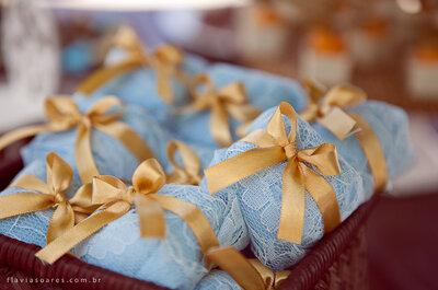 Algunas ideas para los souvenirs de tu boda