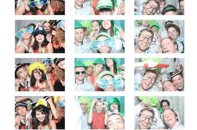 Grappige foto's met Event Booth - Een beetje plezier moet er zijn!