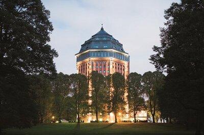 Traumhafte Hochzeiten im hohen Norden –  Dank der Trendlocation Mövenpick Hotel Hamburg