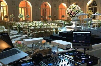 Los 10 mejores DJ de matrimonios en Lima. ¡Éxito asegurado para tu fiesta!