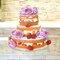 Flores e morangos. Existe casamento mais perfeito?