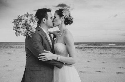 Tu sonrisa es la mejor medicina: La boda de Erin y Nate