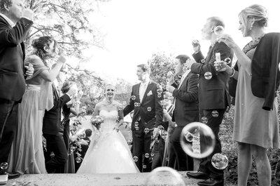 13 elementare Sätze, die jede Braut gerne während der Hochzeitsplanung hört!