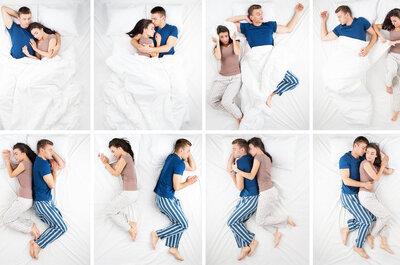 Dimmi come dormite e ti dirò che relazione avete!