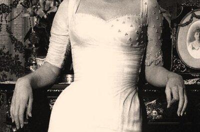 Copiá a las leyendas de Hollywood para tu peinado de novia