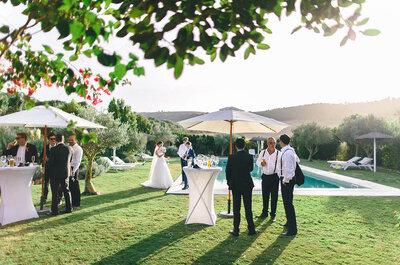So überleben Sie die Hochzeit im Sommer – Erste Hilfe Kit für Hochzeitsgäste