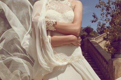 José María Peiró for Whiteday: diseños elegantes, informales o románticos para una novia exigente y original